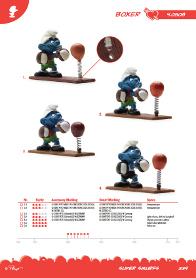 Click for Smurf Collectors Guide Sample Page