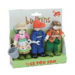 bk904 - Farmers - Gift Pack (Includes Rosie, Mike and Bertie)
