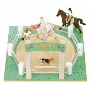 tv423 - Dressage Ring
