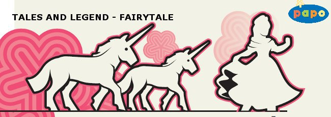 Papo Tales and Legends - Fairytale