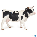 51148 - Black and white cow