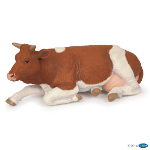 51151 - Lying Simmental cow