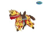 39754 - Crossbowman Horse Red