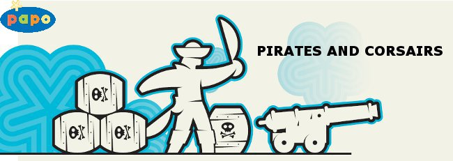 Papo Pirates and Corsairs