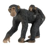 50012 - Female Chimpanzee with Baby