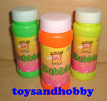 bubbles - PARTY BUBBLES - IN PACKS OF 3