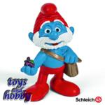 Papa Smurf with bag - more information