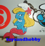 key03 - Mermaid Smurfette